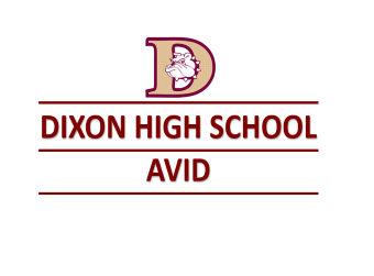 AVID Application and Information