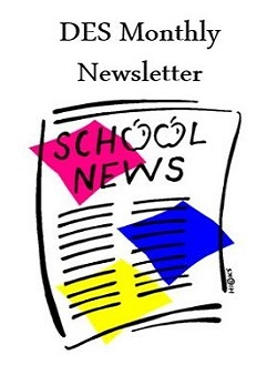 Dixon Elementary School's Monthly Newsletter