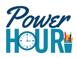 Power Hour Information (Updated 9-15-19)