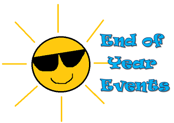 end of year events