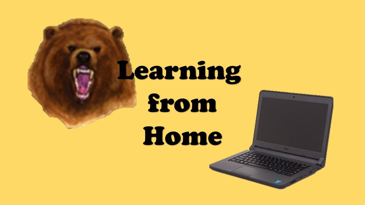 Learning from home link