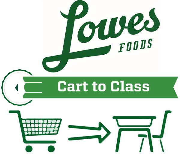 Lowe's Food Cart to Class open in new window.
