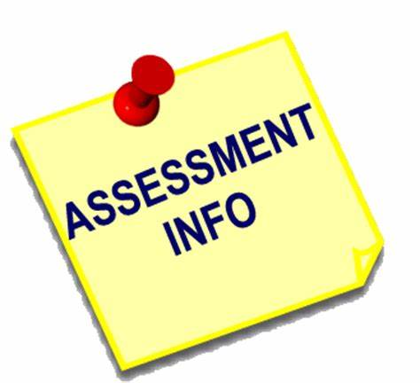 Elementary School Local & State Assessment Calendar