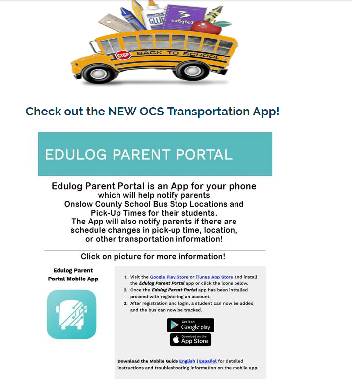 EDULOG for Buses