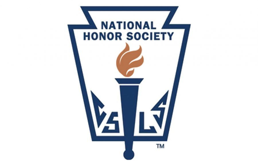 Image of the National Honor Society Emblem