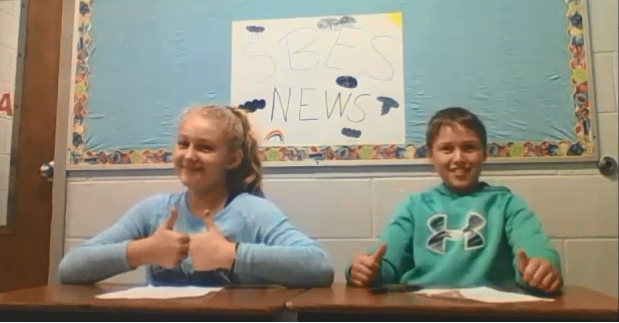 Fifth Grade Broadcast