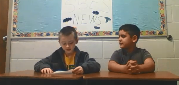 Third and Fourth Grade Broadcast