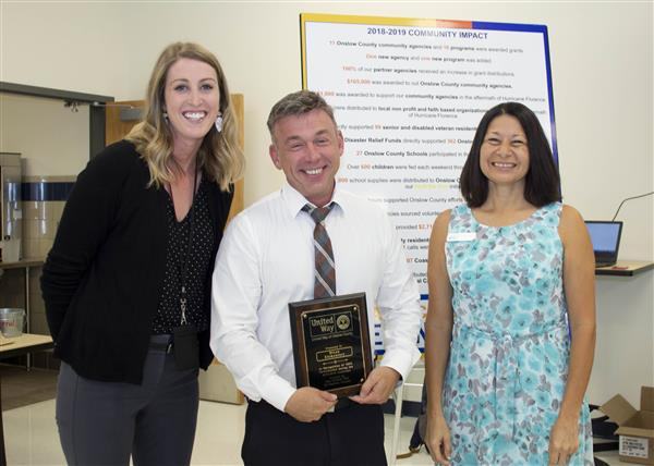 Dixon Elementary is recognized for 100 percent participation