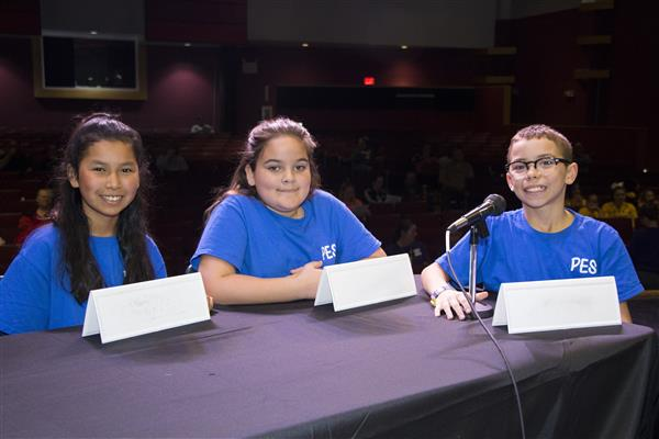 Students from Parkwood Elementary compete in Battle of the Books