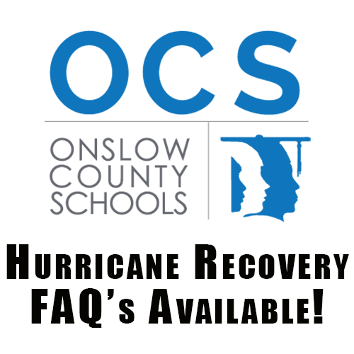 Hurricane Recovery FAQs graphic