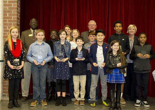 Science and Engineering Fair Winners