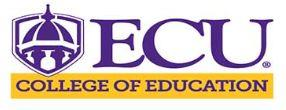 ECU College of Education logo