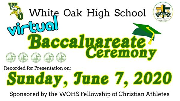 2020 WOHS FCA Baccalaureate Ceremony