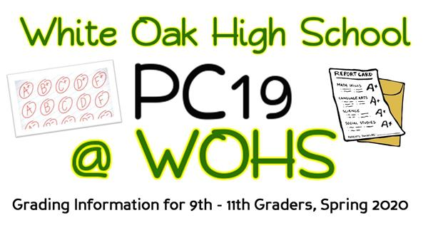 PC19 @ WOHS  -   Info for 9th - 11th Graders