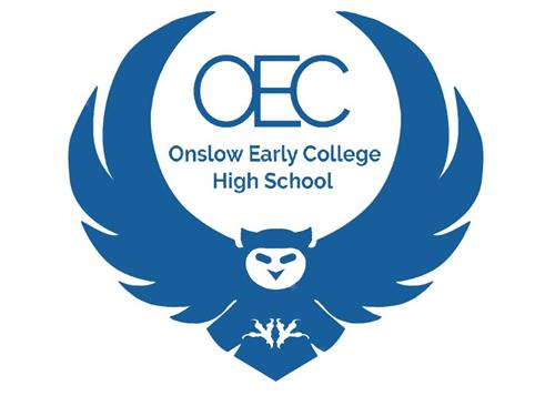 OECHS logo with owl