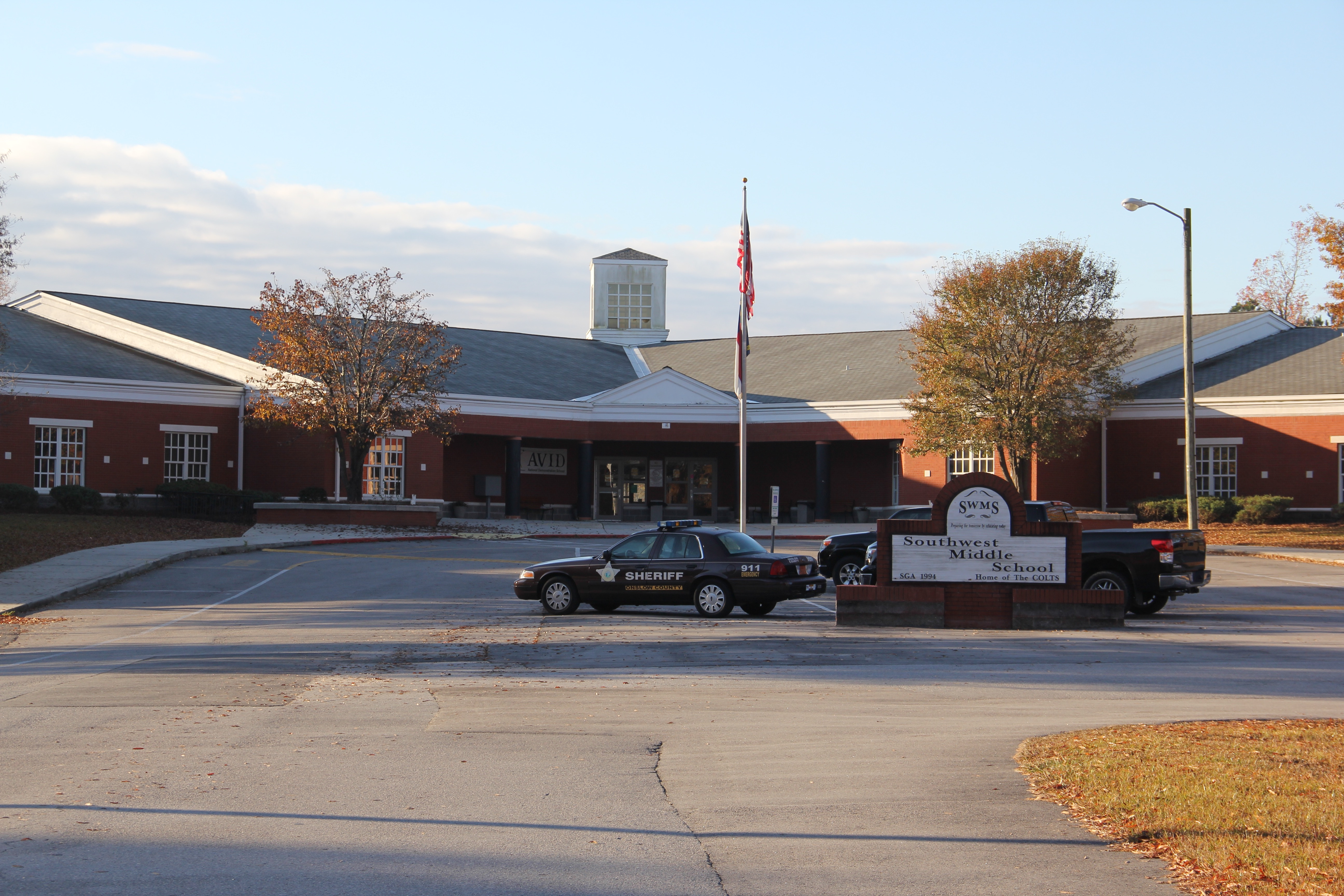 Onslow County Schools - Detail Page