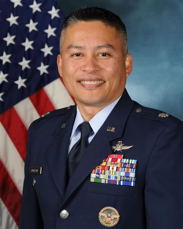 Lt Col Richard Dollesin, USAF (Ret)