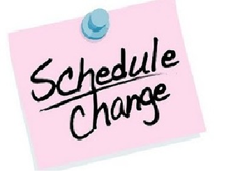 Schedule Change Request