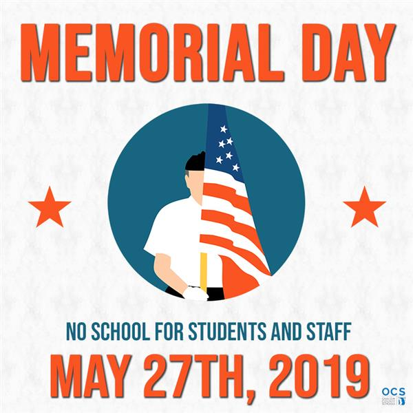 Memorial Day Information