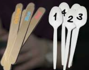 Picture of Sticks and Spoons Engagement Tool